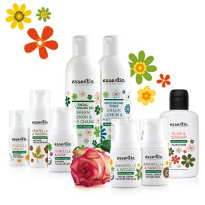 Essentiq Csometics Facial Care Products